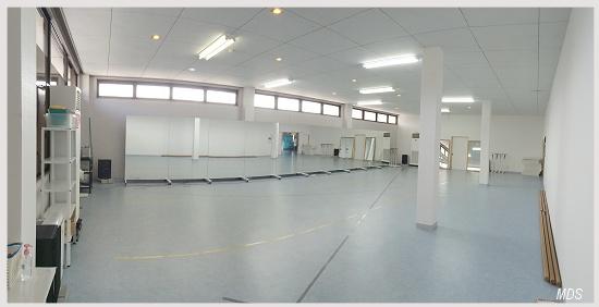 ミキダンススタジオ「日出スタジオ」の写真