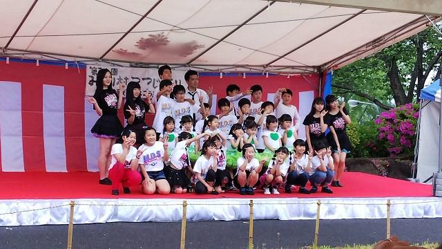 みのり村ボランティアイベントに参加しました。
